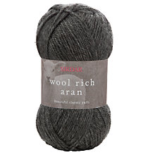 Buy Sirdar Wool Rich Aran, 100g Online at johnlewis.com