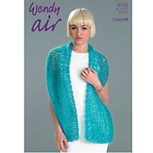 Buy Wendy Air Lace Knitting Leaflet, 5725 Online at johnlewis.com