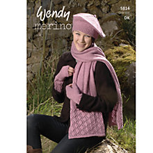 Buy Wendy Merino DK Leaflet, 5814 Online at johnlewis.com