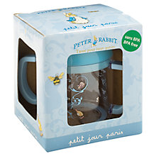 Buy Petit Jour Peter Rabbit Baby First Cup Online at johnlewis.com