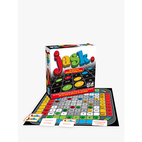 Buy SJD Games Jask Board Game Online at johnlewis.com