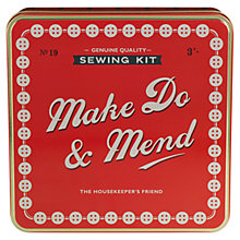 Buy Home Front Sewing Kit Online at johnlewis.com
