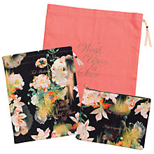 Buy Ted Baker Travel Laundry Bags, Set of 3 Online at johnlewis.com