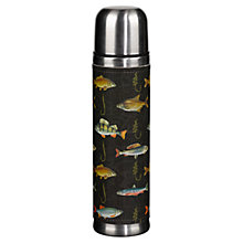 Buy Hook Line and Sinker Flask, Black Online at johnlewis.com