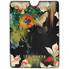 Buy Ted Baker Blossoming Passport and Luggage Set, Multi Online at johnlewis.com