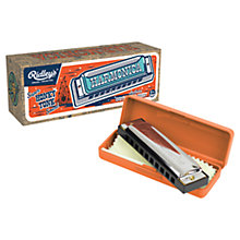 Buy Ridley's Harmonica, Silver Online at johnlewis.com