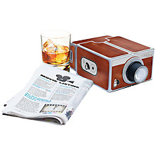 Buy Luckies Smartphone Projector Online at johnlewis.com