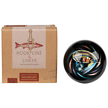 Buy Hook Line and Sinker Paperweight Online at johnlewis.com