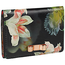 Buy Ted Baker Travel Card Holder with Mirror, Multi Online at johnlewis.com