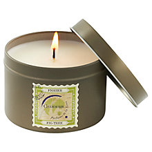 Buy Geodesis Fig Tree Scented Candle Tin Online at johnlewis.com