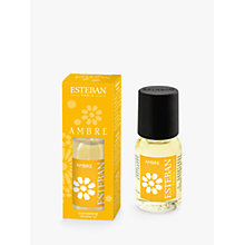 Buy Esteban Ambre Refresher Oil, 15ml Online at johnlewis.com