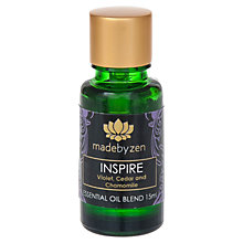 Buy madebyzen Inspire Purity Oil, 15ml Online at johnlewis.com