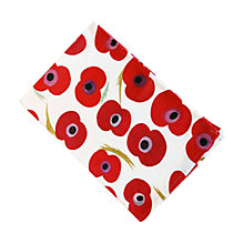 Buy Nick Munro Poppy Tea Towel, White Online at johnlewis.com