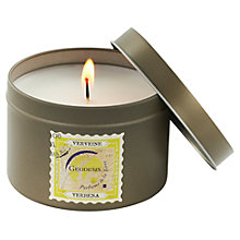 Buy Geodesis Verbena Scented Candle Tin Online at johnlewis.com