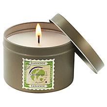 Buy Geodesis Karounde Scented Candle Tin Online at johnlewis.com
