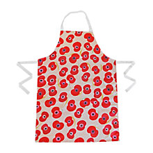 Buy Nick Munro Poppy Print Apron Online at johnlewis.com