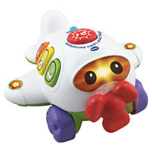 Buy VTech Play and Learn Plane Online at johnlewis.com