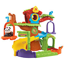 Buy VTech Toot Toot Animals Tree House Online at johnlewis.com