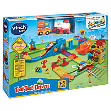 Buy VTech Baby Toot-Toot Drivers Train Station Online at johnlewis.com