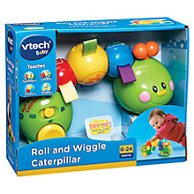 Buy VTech Baby Roll and Wiggle Caterpillar Online at johnlewis.com