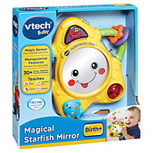 Buy VTech Baby Magical Starfish Mirror Online at johnlewis.com