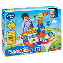 Buy VTech Baby Toot-Toot Drivers Construction Site Online at johnlewis.com