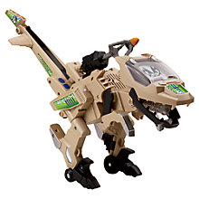Buy VTech Switch & Go Dinos, Commander Clade the Velociraptor Online at johnlewis.com