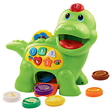 Buy VTech Baby Feed Me Dino Online at johnlewis.com