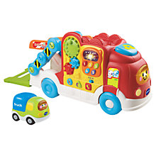 Buy VTech Baby Toot-Toot Drivers Car Carrier Online at johnlewis.com
