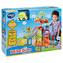 Buy VTech Toot-Toot Drivers Parking Tower Online at johnlewis.com