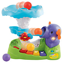 Buy VTech Baby Pop & Play Elephant Online at johnlewis.com