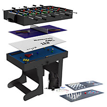 Buy BCE Riley 12-in-1 Folding Multi Games Table Online at johnlewis.com