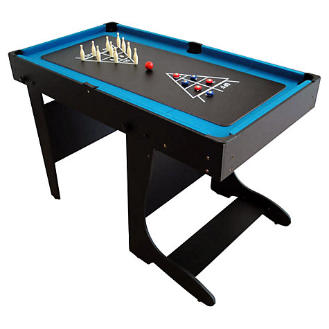 Buy bce riley 12 in 1 folding multi games table john lewis for 12 in 1 game table groupon