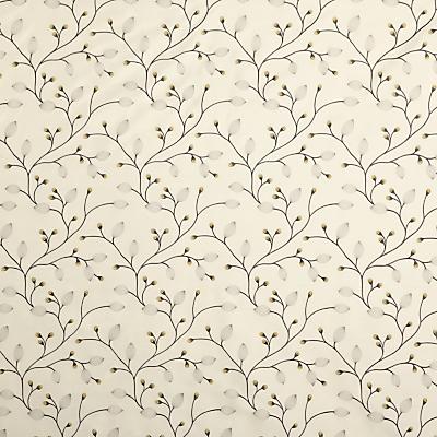 John Lewis Magnolia Bud Embroidery Furnishing Fabric