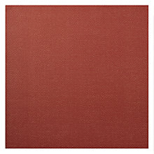 Buy John Lewis Harrington Fabric, Red Online at johnlewis.com