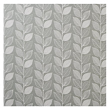 Buy John Lewis Amy Leaf Fabric Online at johnlewis.com