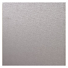 Buy John Lewis Gallo Fabric, Silver Online at johnlewis.com