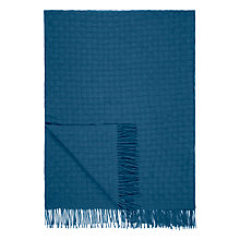 Buy John Lewis Croft Collection Basket Weave Throw Online at johnlewis.com