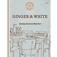 Buy The Ginger & White Cookbook Online at johnlewis.com
