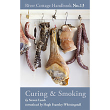 Buy Curing & Smoking: River Cottage Handbook No.13 Online at johnlewis.com