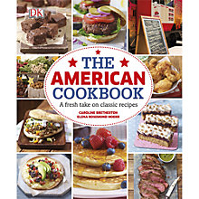 Buy The American Cookbook: A Fresh Take on Classic Recipes Online at johnlewis.com
