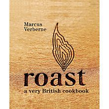 Buy Roast: a very British cookbook Online at johnlewis.com