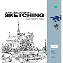 Buy Sketching the Easy Way (Art Studio) Online at johnlewis.com
