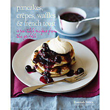 Buy Pancakes Crepes, Waffles & French Toast Online at johnlewis.com