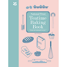 Buy National Trust Teatime Baking Book Online at johnlewis.com