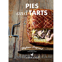 Buy Pies and Tarts Cookbook Online at johnlewis.com