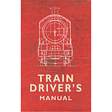 Buy Train Driver's Manual Online at johnlewis.com