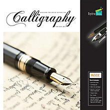 Buy Calligraphy the Easy Way (Art Studio) Online at johnlewis.com