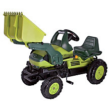 Buy BIG MB Ride On Trac Loader Online at johnlewis.com