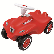 Buy BIG Red Bobby Car Online at johnlewis.com
